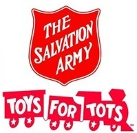 Salvation Army Toys Tots 2