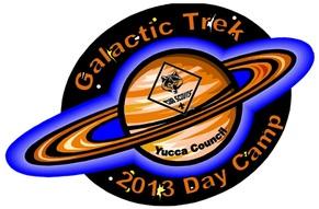 2013 Galactic Trek Logo 3