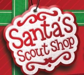 Santas Scout Shop 2013